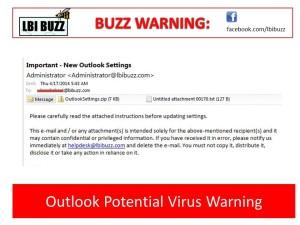 Outlook Virus